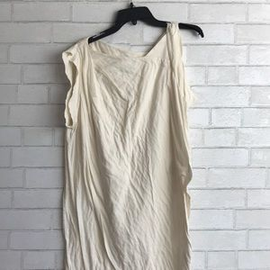 3.1 Phillip Lim Cream Cotton Dress